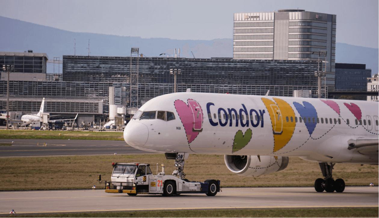 Condor Corona Maßnahmen