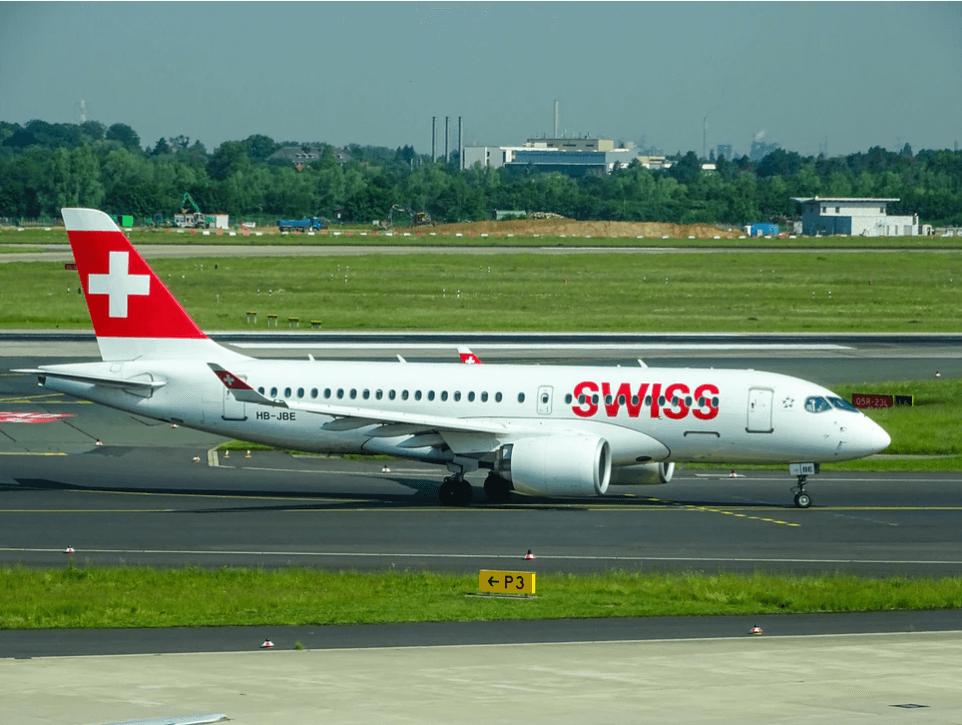 Swiss Air Corona Maßnahmen